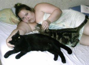 Lola et les gros chats