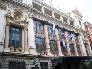 Extérieur Opéra de Nice