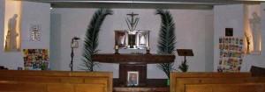 Chapelle pour les Rameaux