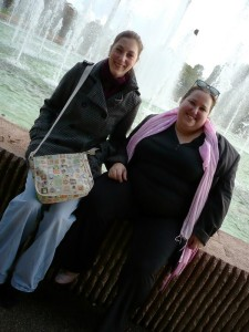 Lowine & Lola au Parc Phœnix